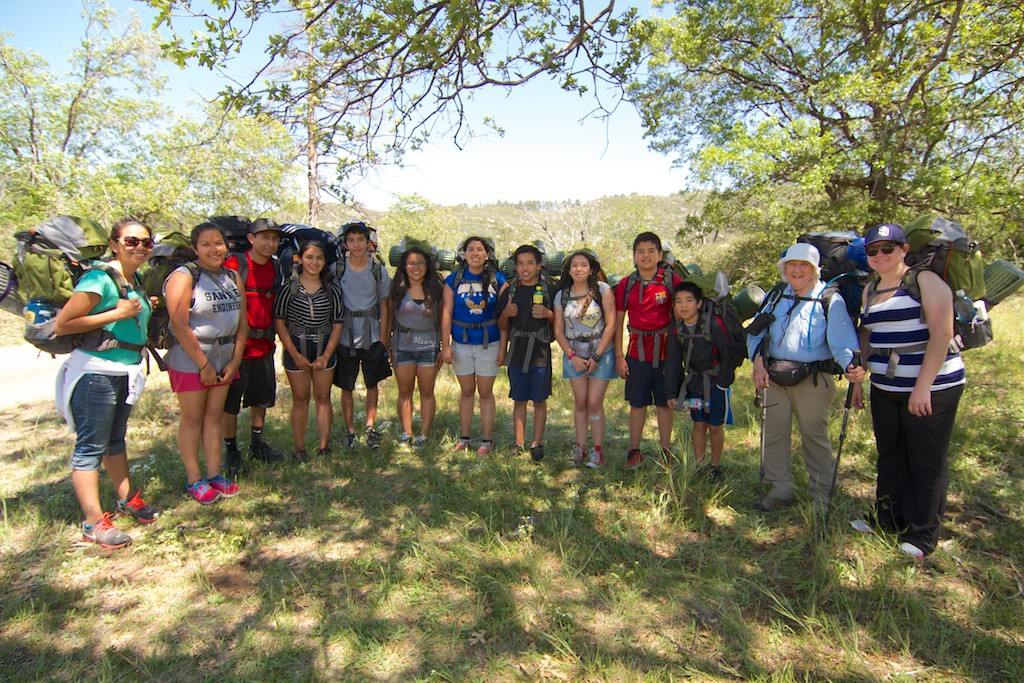 Noble Canyon outing with ICO