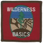 Wilderness Basics Course Graduate Patch