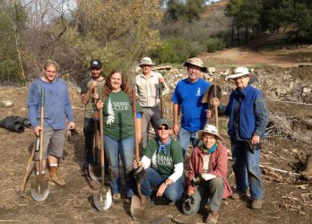 Teamwork in Action at the San Dieguito River Park