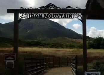Iron Mountain Volunteer Event