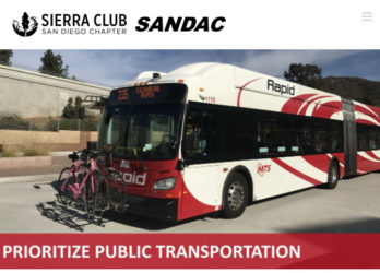 Join SANDAC!  Become a Sierra Club SD Activist Citizen!