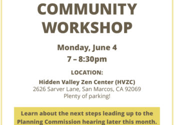 OPPOSE Newland Sierra Sprawl Development- Community Workshop June 4, 7-8:30 PM