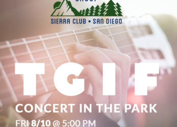 Join us for the TGIF Concert in the Park