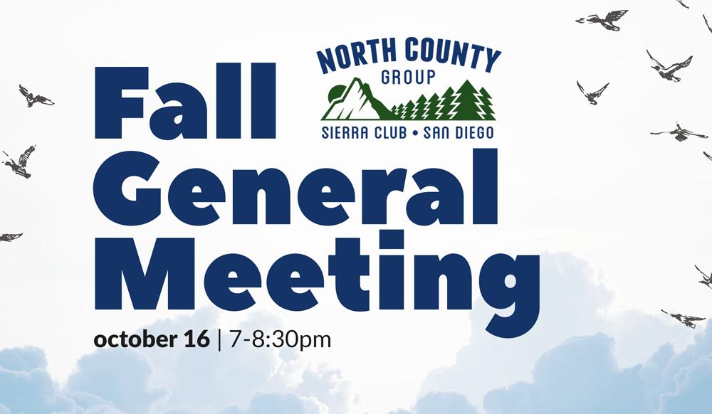 NCG Fall General Meeting