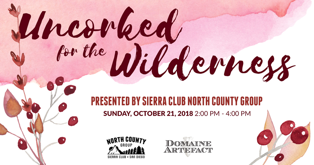 Uncorked for the Wilderness
